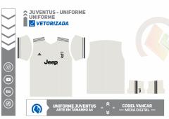 Uniforme Juventus 2018-2019 - 3