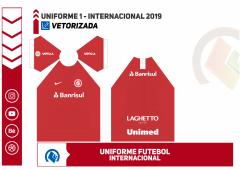 Uniforme Internacional Titular / 2019