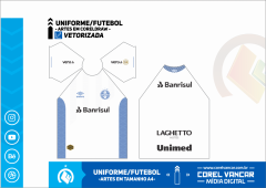 Uniforme do Grêmio Reserva / 2019