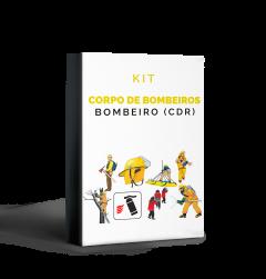 Kit - Corpo de Bombeiros