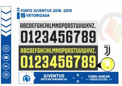 Fonte Juventus 2018-2019