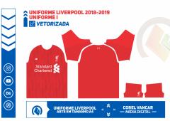 Uniforme Liverpool 2018-2019