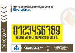 FONTE BORUSSIA DORTMUND 2018-19