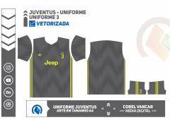 Uniforme Juventus 2018-2019 - 2