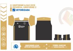 Uniforme Ajax 2018 - 2