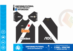 Uniforme do Vasco Titular - 2019