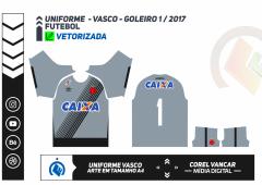VASCO 2017 - GOLEIRO 1