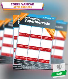 Panfleto Supermercado