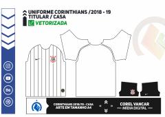 CORINTHIANS 2019 - UNIFORME 1