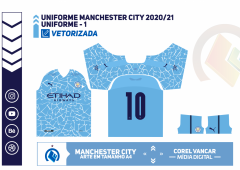 Manchester City 2020 - 2021 - 01