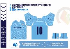 Manchester City 2020 - 2021 - 01
