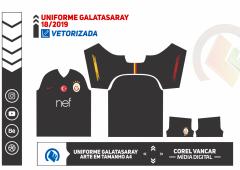 Uniforme Galatasaray 2018-2019 - III