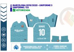 UNIFORME BARCELONA 2020