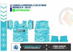 Camisa Liverpool II 20-2021 Nike