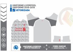 Uniforme Liverpool 2018-2019 - 2