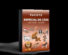 Pacote Especial de Cães - Vetor
