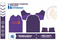 Uniforme Liverpool 2018-2019 - 3