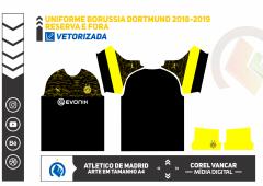 Uniforme Borussia Dortmund 2018-2019
