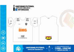 Uniforme do Atlético MG / Reserva 2019