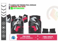 Uniforme Jordan PSG 2020