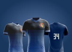 Camisa Esportivo para Futebol Modelo Detroit
