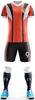 Modelo de Camisa Futebol - Modelo Talismã