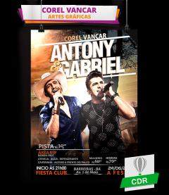 ANTONY E GABRIEL - CV