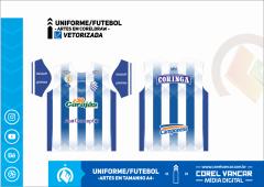Uniforme do CSA Titular / 2019