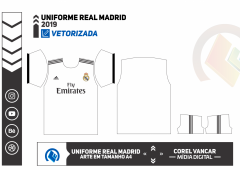 Uniforme Real Madrid 2018-2019