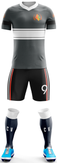 Camisa Esportiva Futebol - Modelo Mutante
