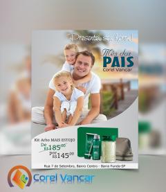 PANFLETO - MÊS ESPECIAL DE DIA DOS PAIS