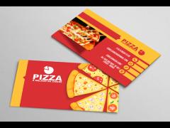 Cartão de Visita Pizzarias