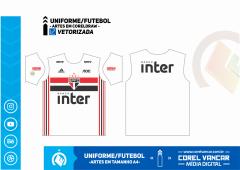 Uniforme do São Paulo Titular - 2019
