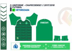CHAPECOENSE 2017.2018 - UNIFORME 1