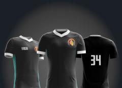 Camisa Esportivo para Futebol Modelo Real