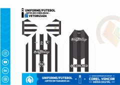 Uniforme do Botafogo Titular / 2019