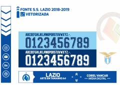 Fonte S.S Lazio  2018-2019