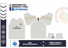 Uniforme PSG  2018-2019 - 2