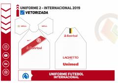 Uniforme Internacional Reserva / 2019