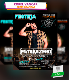 FLYER - ESTAKAZERO - CV