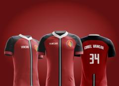 Modelo de, Camisa Esportivo Futebol - Colorado
