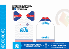 Uniforme do Bahia / Titular 2019
