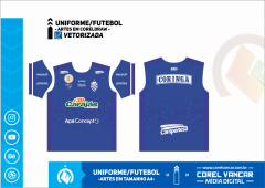 Uniforme do CSA Reserva / 2019