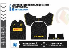 Uniforme Inter de Milão 2019-2020 - Terceira III