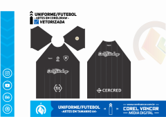 Uniforme do Botafogo 2 / 2019