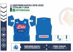 Uniforme Napoli 2019-2020