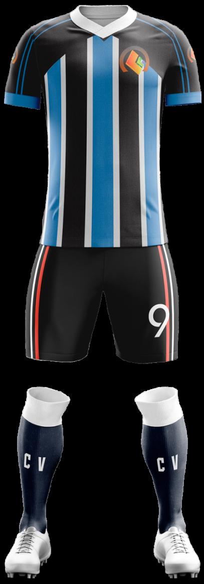 b87fd8334e Modelo de Camisa Esportivo totalmente editável - Futebol