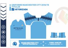 Uniforme Manchester City 2018-19
