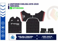 Uniforme Chelsea 2019-2020 - Terceira