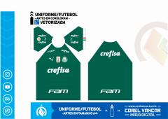 Uniforme do Palmeiras Titular - 2019